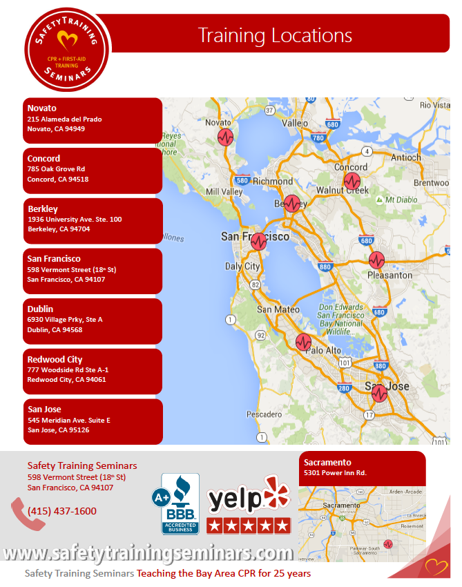 NRP Certification in Bay Area