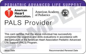 AHA PALS Classes in Bay Area