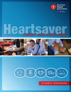 American Heart Association book