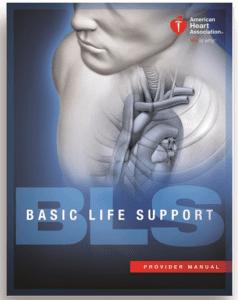 Current AHA BLS Book